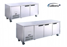 FRIDGES (COUNTERS) by WILLIAMS - K.F.Bartlett LtdCatering equipment, refrigeration & air-conditioning